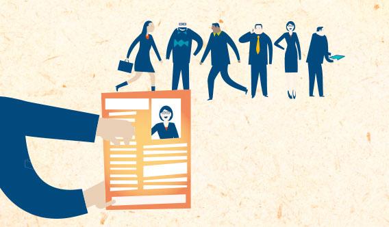 Conseil RH : processus de recrutement, onboarding, fidélisation et gestion des entretiens professionnels